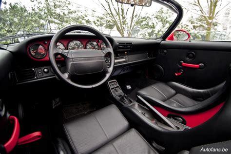 how to fix cars 1994 porsche 911 interior lighting special porsche 911 speedster 1994 autofans