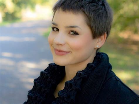 fat older women with pixie hair short hair styles for fat women
