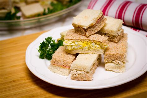 best 28 finger sandwiches for christmas diary of a not