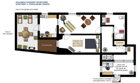 4 floor apartment plan a place in provence floor plan floor plan apartment 4
