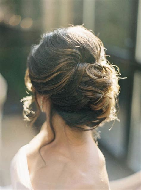 Hairstyles Romantic Updo | 16 romantic wedding hairstyles for 2016 2017 brides