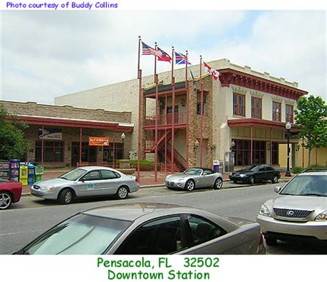 Post Office Pensacola Fl by Florida Post Offices