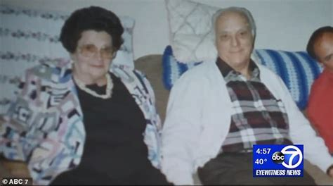 Man, 97, dies on Valentine's Day just 54 HOURS after wife