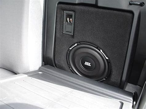 Toyota Tacoma Subwoofer Box Toyota Tacoma Cab 2005 2015 Thunderform Custom