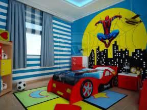 Spider man bedroom kid room by yasseresam on deviantart