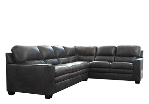 laf sofa sectional gleason charcoal 2pc laf sofa sectional