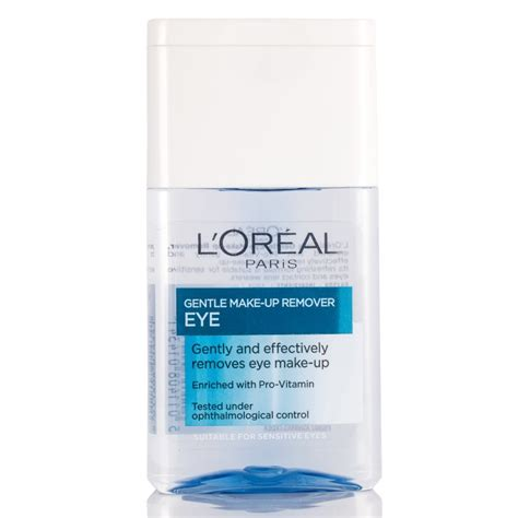 L Oreal Dermo Expertise l oreal dermo expertise gentle eye make up remover 125 ml