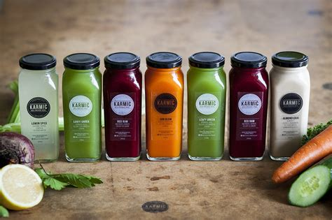Juice Detox Aus by The Karmic Cold Pressed Juice Detoxthe Creative Issue