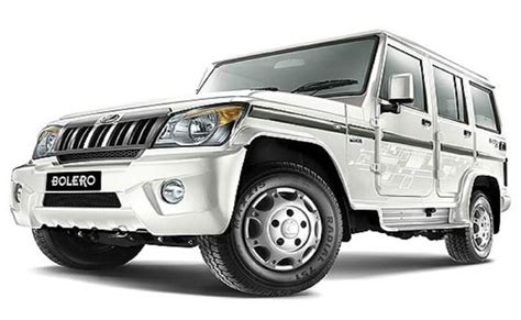 mahindra boleros mahindra bolero india price review images mahindra cars