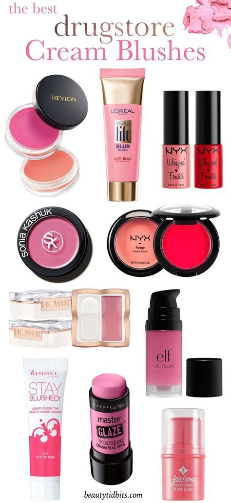 Best Drugstore Cream Blushes For A Natural, Rosy Glow