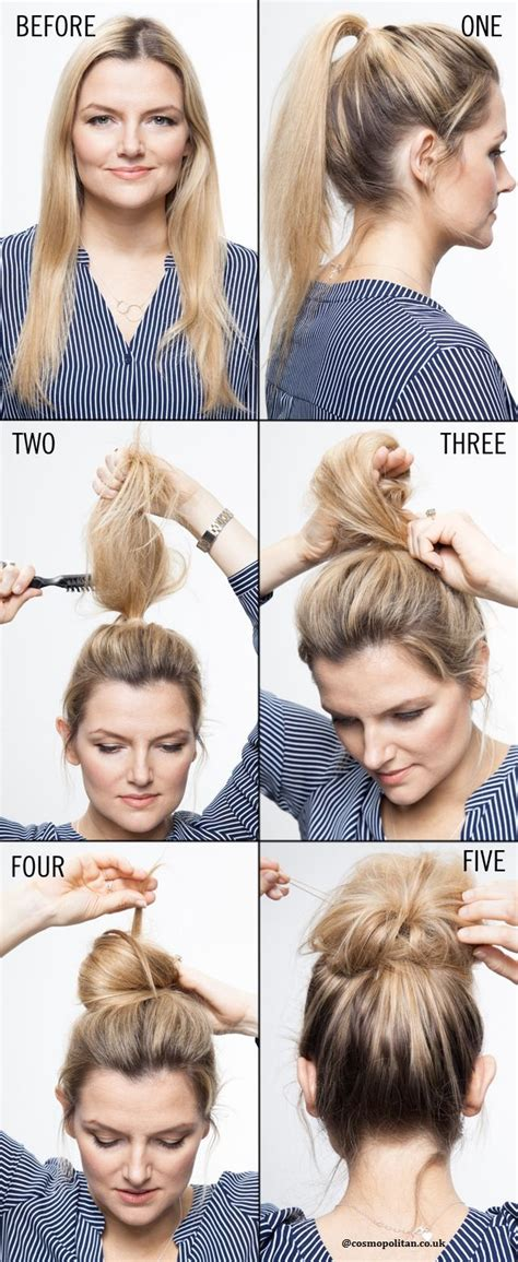 hairstyles you can do with greasy hair 50 styles de coiffures simples faciles et belles que vous