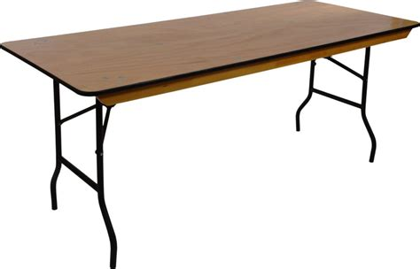 how wide is an 8 banquet table table banquet 6 uptown rentals