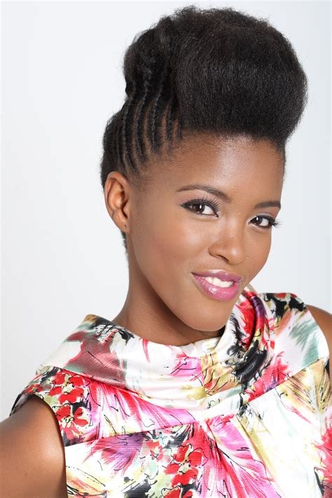 african american hairstyles during pregnancy precious kofi natural hair style icon black girl with
