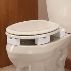 Toilet seat risers handicap toilet seat risers walter drake