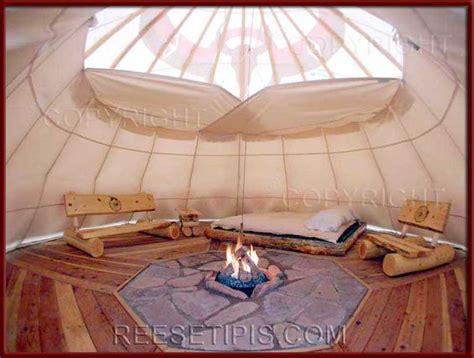 Teepee Interior by Tipi Interiors Reese Tipis Tipi Interiors Tepee