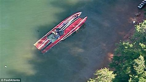cigarette boat crash bodies of two women recovered after charity boat crash on