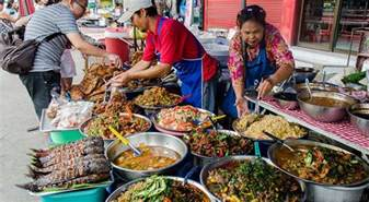 is it safe to eat thai food tieland to thailand