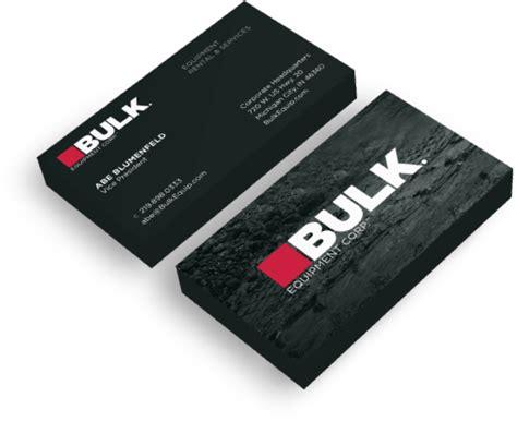 Bulk Business Cards