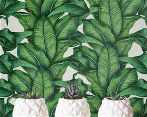 Oppo F1 S Vans The Wall Blue Pattern Casing Hardcase tropical leaf wallpaper 52dazhew gallery
