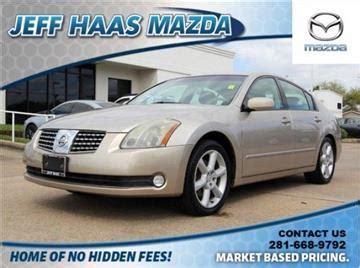 security system 2006 nissan maxima head up display 2006 nissan maxima for sale carsforsale com