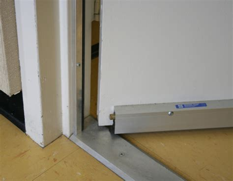 Door Sweep Soundproof by Acoustical Door Seals Modern Windows And Doors