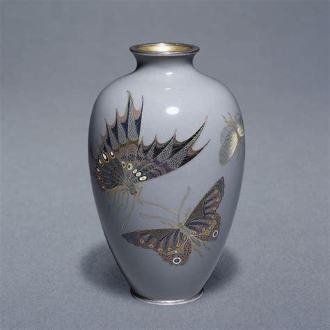 Japanese Cloisonne Vase Value June 2013 Toovey S Blog
