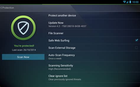 antivirus for tablet android tablet antivirus security pro apk for android aptoide
