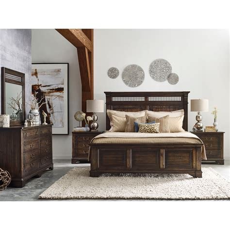 kincaid bedroom set kincaid furniture wildfire queen bedroom group wayside