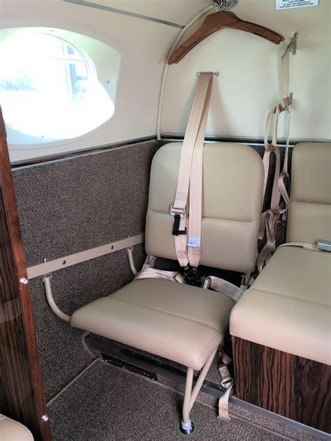 airplane jump seat dimensions king air aft fold jump seat kit rh single 187 aviation