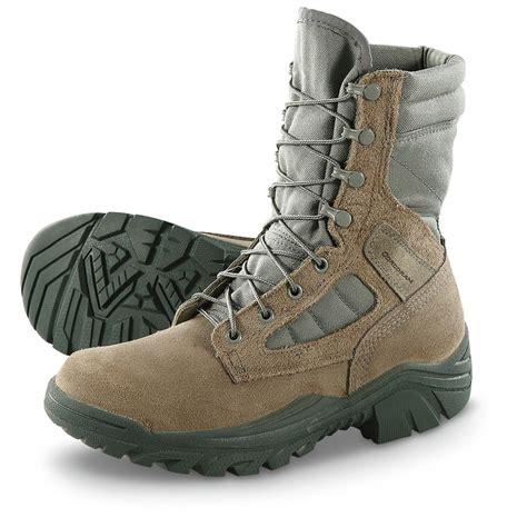 s corcoran weather combat boots 590603