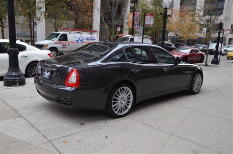 2011 Maserati Quattroporte S by 2011 Maserati Quattroporte S Stock M204a For Sale Near
