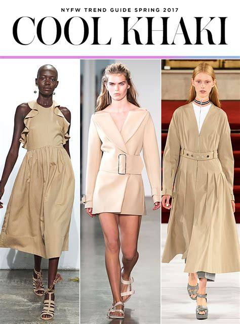 trends for 2017 the top 10 nyfw trends for spring 2017 stylecaster