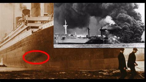 Titanic Sinking Spot by Al Titanic No Lo Hundio Un Iceberg Fue Un Incendio