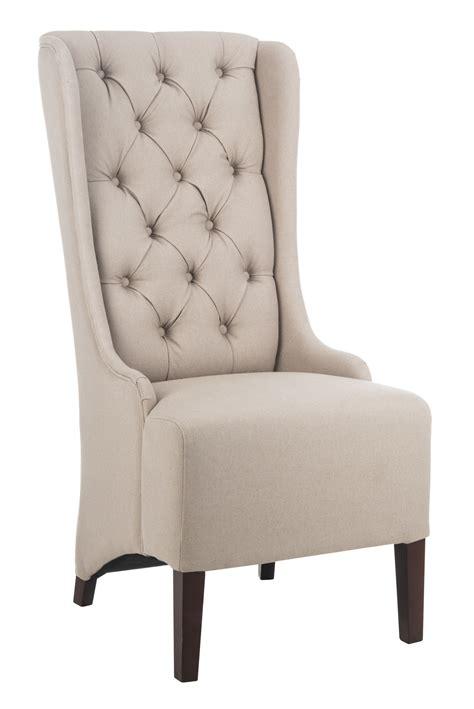 becall  linen dining chair