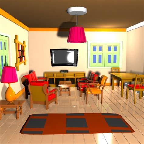 livingroom cartoon living room cartoon picture www imgkid com the image