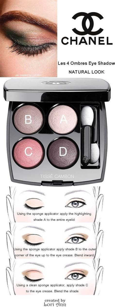 Eyeshadow Chanel 25 best ideas about chanel makeup looks on