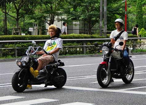Honda Ruckus 50cc Honda 50cc Scooter Zoomer Anything In Japan