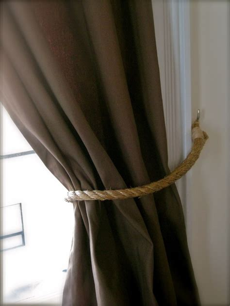 curtain tie back ideas 45 best hardware images on pinterest