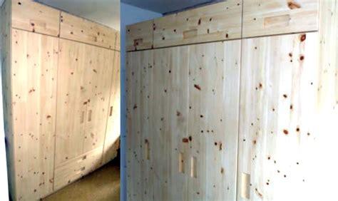 schrank nach oben öffnen der gute nacht laden zirbenholz schr 228 nke