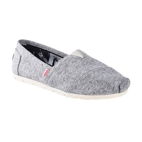 Sepatu Wakai Grey 3 jual wakai wak cw01703 fleece sepatu wanita grey harga kualitas terjamin blibli