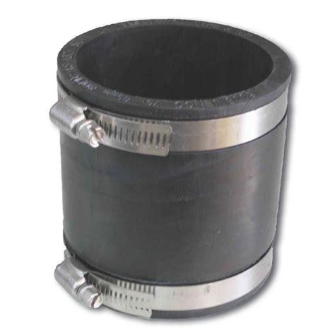 Jenco Plumbing - deks industries 80mm pvc rubber jenco joiner bunnings