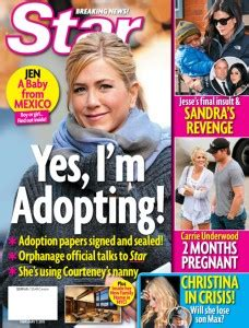 Aniston To Adopt Soon by Is Aniston Finally Going To Adopt Popbytes
