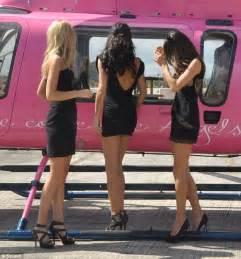 Alessandra Ambrosio, Adriana Lima and Erin Heatherton don