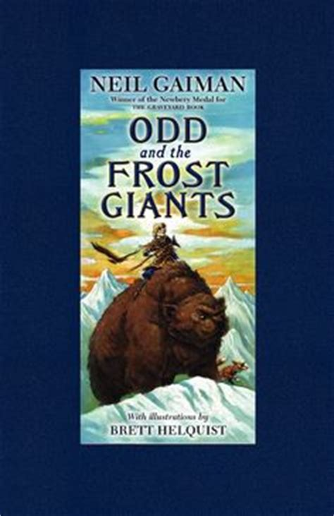 odd and the frost odd and the frost giants by neil gaiman