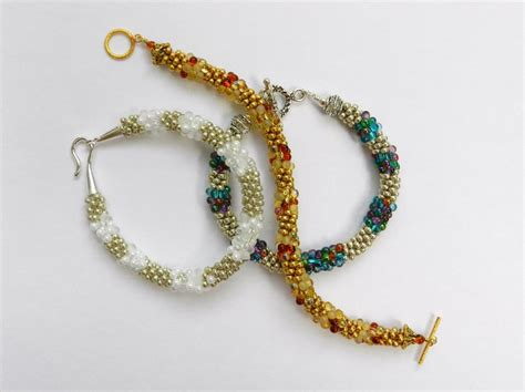 beaded kumihimo kumihimo braid beaded jewellery tutorial prumihimo