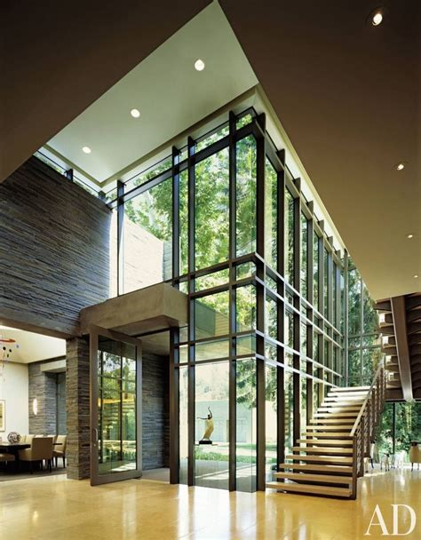 home inside entrance design double height contemporary entrance hall google search