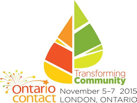Address Ontario Ontario Contact 2015 Transforming Community Ontario Performing Arts Presenting Network