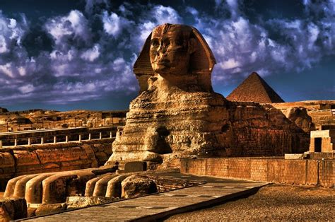 shocking facts   great sphinx  giza
