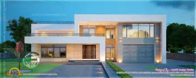 modern villa plans new modern villa exterior indian house plans
