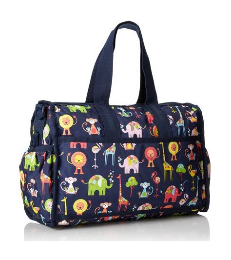 Bag Zoo lesportsac baby travel bag zoo
